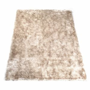 matin calin tapis shaggy beige 50 x 80 cm pas cher achat vente tapis rueducommerce. Black Bedroom Furniture Sets. Home Design Ideas