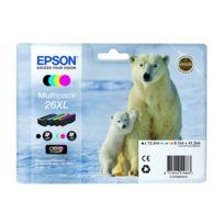 EPSON - Pack de cartouches d encre   Ours Polaire   haute capacité 911acb1c814