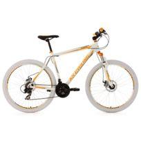 KS CYCLING - VTT semi rigide 27,5'' Compound blanc TC 51 cm