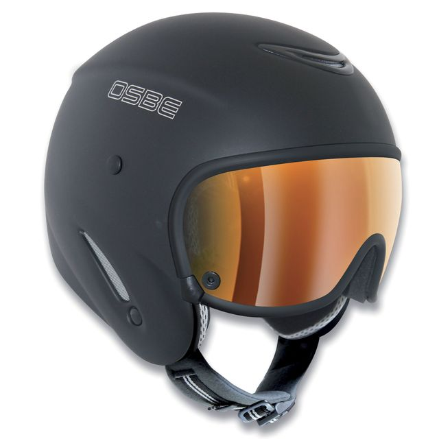 Osbe - Casque De Ski/snow Bellagio Mono Noir