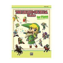 Alfred Pakketbrievenbussen - Legend Of Zelda Series Pno Int-Adv Piano - Alfred Publishing