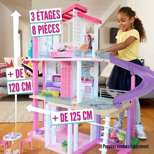 Maison Accessoire Maison Poupee Barbie Maison De Reve Pas