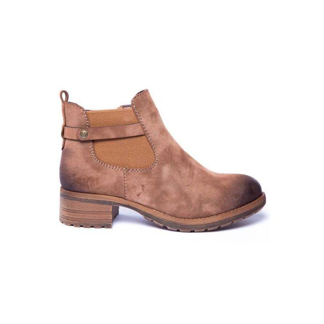 Rieker Boots Newa pas cher Achat Vente Boots femme