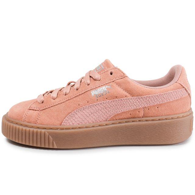 puma sneaker femme rose