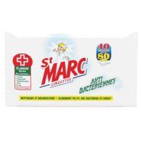 St Marc - lingettes antibacteriennes - paquet de 80