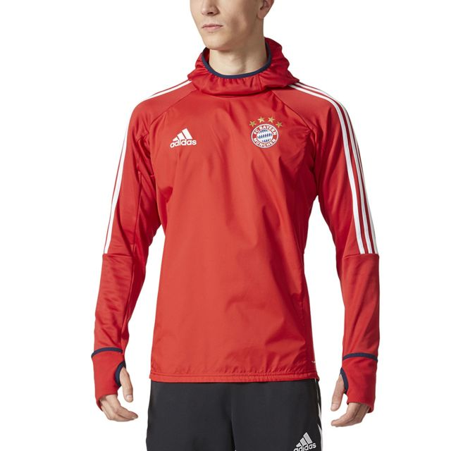 Rouge Warm Performance Adidas Coupe Top Vent Veste Bayern Munich xzx1qHw7