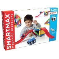 Smartmax - Smx 502 - Jeu De Construction - Basic - Stunt Les Cascadeurs