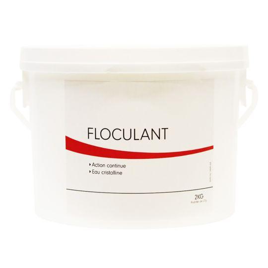 Sachet floculant 16x125g