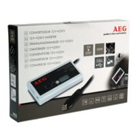 Aeg - convertisseur de tension 12V>230V 150W