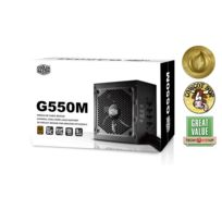 COOLER MASTER - Alimentation PC G550M RS550-AMAAB1 80+ Bronze 550W
