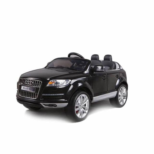 bikeroad audi q7 voiture l ctrique enfant pas cher. Black Bedroom Furniture Sets. Home Design Ideas