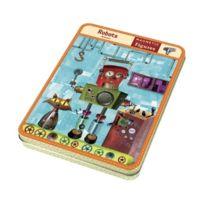 MudPuppy - Robots Magnetic Figures