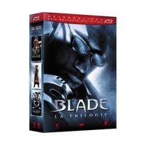 Metro - Coffret Blade 3 films Blu-ray