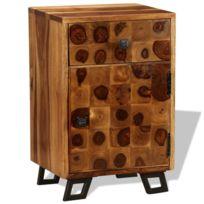 de Table chevet Alofi Bois 30 Tables 54 massif Superbe x cm gamme de Sesham 37 x xrCBoed