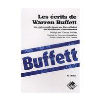 Valor - Les écrits de Warren Buffett : Les seuls conseils donnés par Warren Buffett aux investisseurs et aux managers