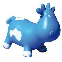 LILIKIM - Betsy la vache Bleu et Blanc