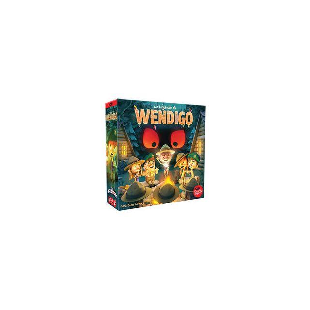 Asmodée La légende de Wendigo