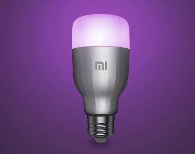 Mi LED Smart Bulb (Yeelight)