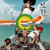 - Thievery Corporation - Temple of I and I DigiPack