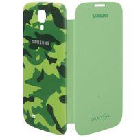 Autre - Etui à rabat origine Samsung Galaxy S4 i9500 motif camouflage Enm-ef-fi950BGEGWW
