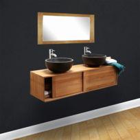 fabriquer meuble sous vasque bois - Achat fabriquer meuble sous ...