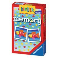 Ravensburger Spieleverlag - Rv Kinder Memory 2 - 8 Spieler, Ab 4 Jahren 231034
