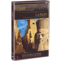 Nacarat Prod - L'EGYPTE, Terre Des Pharaons - Vol.6 : La Mort - Dvd - Edition simple