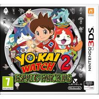 NINTENDO - Yo-Kai Watch 2 Esprits Farceurs - 3DS