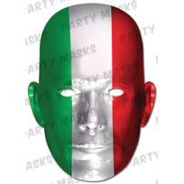 Mask-arade - Masque en Carton Italie