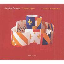 Platinum - Antoine Busnois - L'homme armé DigiPack