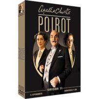 Elephant Films - Agatha Christie : Poirot - Saison 11