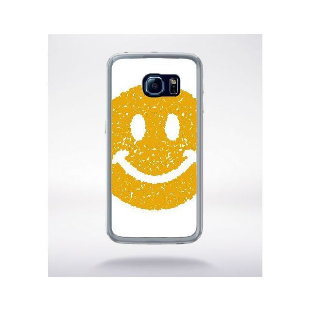 coque galaxy s6 smiley