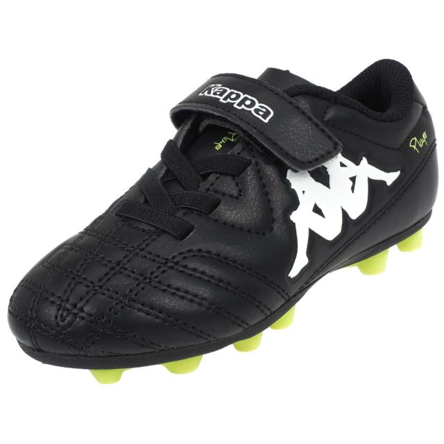 Player FG Lacet Fluo Kappa Chaussures Football moulées