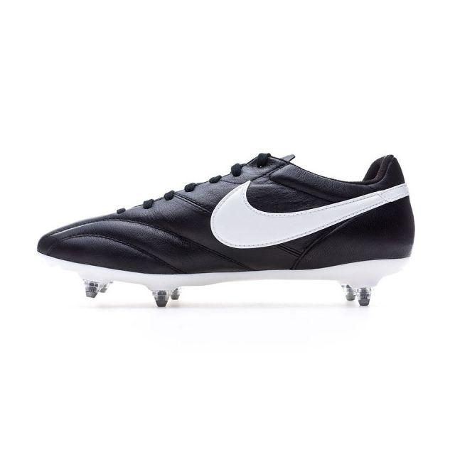 Nike Tiempo Premier Sg Black White pas cher Achat
