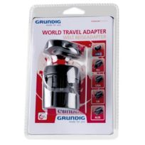 Maison Futée - Adaptateur électrique universel de voyage Grundig & chargeur USB