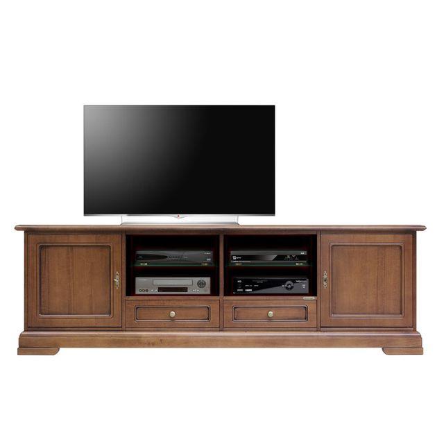 Arteferretto Meuble Tv pour salon 200 cm largeur