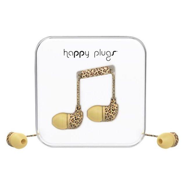HAPPY PLUGS - Ecouteurs avec micro Unik Edition