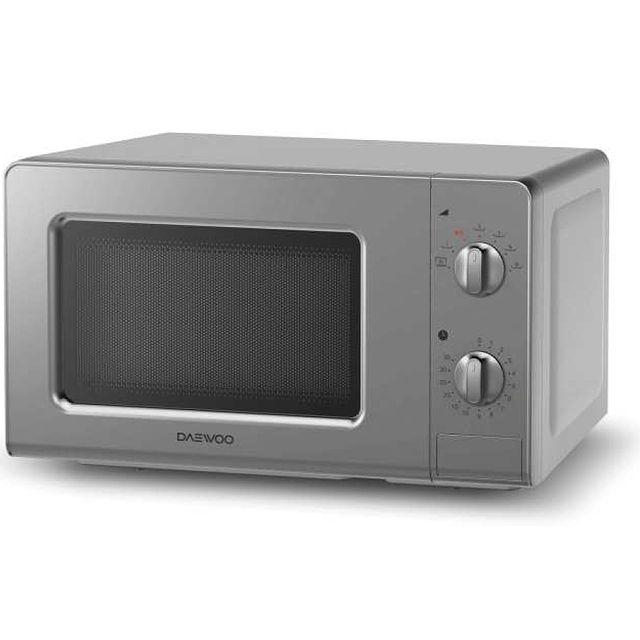 DAEWOO - micro-ondes 20l 700w silver - kor-6lm07s