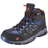 Jack Wolfskin - Mtn Attack 2 Texapore Mid - Chaussures - gris/bleu