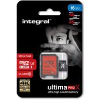Integral - Microsd 16 Ultima