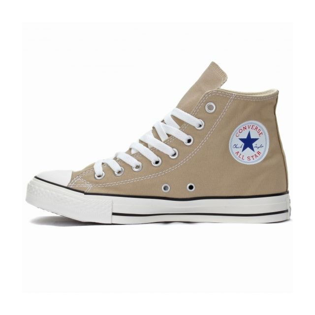 converse all star couleur taupe haute