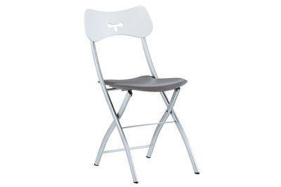 Giovanni Lot de 4 chaises pliantes Pegasso