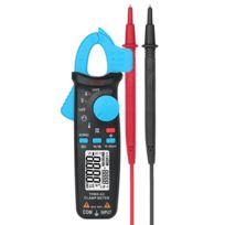 Bside Acm82 Mini mesureur de tension Ac Trms Ac Range Auto 0 001A Test de  courant Hz Temp Ohm uF V-alert Contrôle en direct avec clip de poche