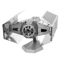 Dam Sprl - Star Wars - Maquette 3D en métal Vaisseau Dark Vador