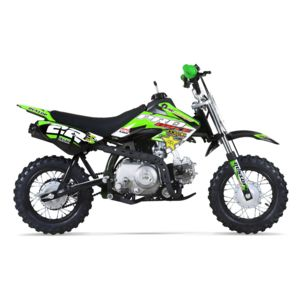 probike moto enfant 50 50cc noir probike achat. Black Bedroom Furniture Sets. Home Design Ideas