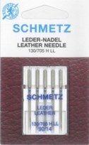 Schmetz - Aiguilles pour machines à coudre Cuir 90/1