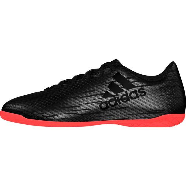 Adidas - Chaussures X 16.4 Indoor noir/noir/gris foncé - 46 2/3