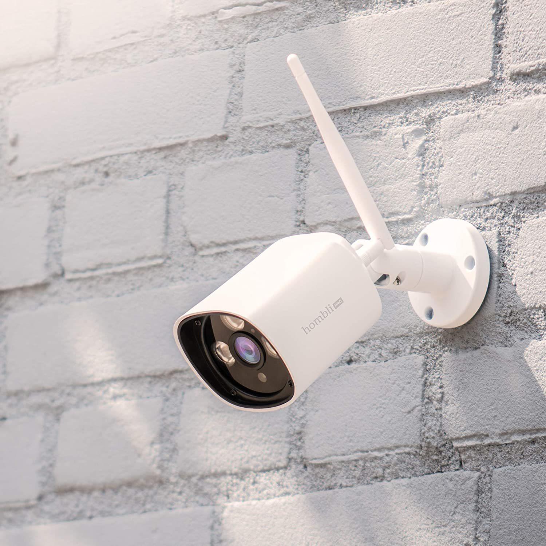 Smart Outdoor Camera Pro - Caméra de surveillance connectée 1080p - Extérieur