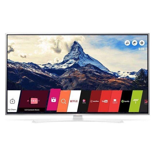 lg 65uh664v tv 65 39 39 165 cm uhd 4k smart tv pas cher achat vente tv led de 50 39 39 55. Black Bedroom Furniture Sets. Home Design Ideas