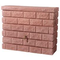 Graf - Récupérateur d'eau Mur Rocky 400 L redstone